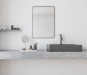 Mirror hanging services