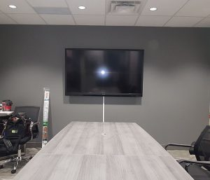 TV Wall Mounting For Offices
